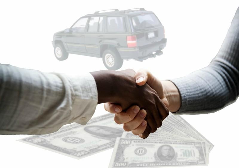 Priprava vozil za prodajo