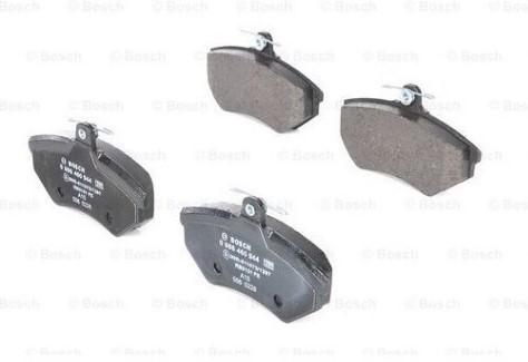 Znaki za menjavo avtomobilskih zavornih ploščic